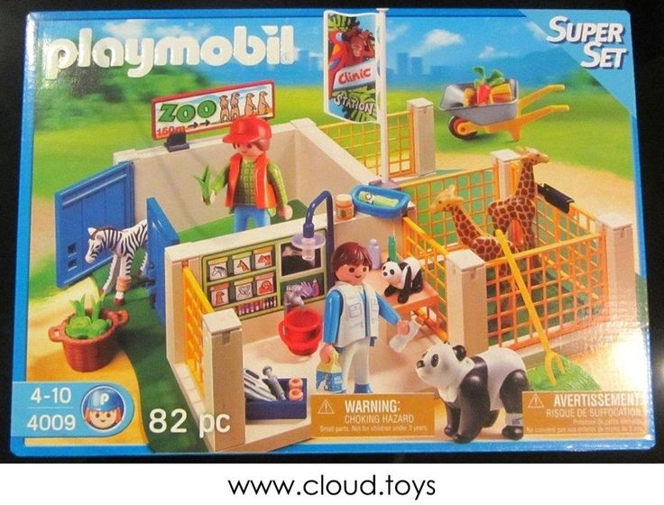 US $34.99 New in Toys & Hobbies, Preschool Toys & Pretend Play, Playmobil care station 4009