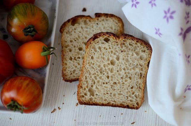 Trufla: Łatwy chleb ziemniaczany.