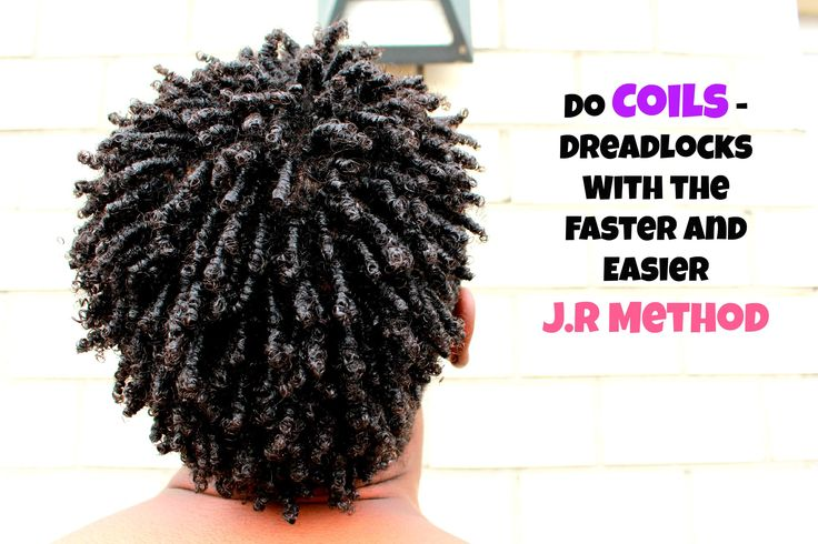 Disclaimer: This Method may be used on any kind of African - American natural hair. If you have long hair, and try to coils your hair, it might not work beca...