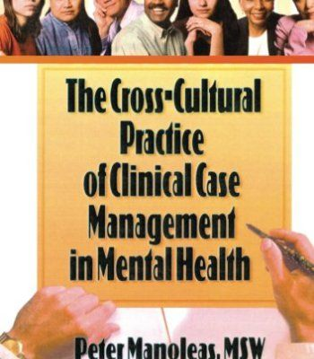 Best 25 case manager ideas on pinterest counseling case the cross cultural practice of clinical case management in mental health pdf fandeluxe Image collections