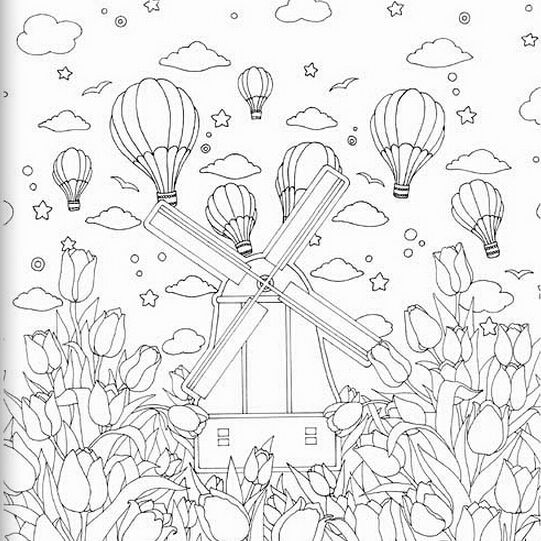 Buy The Look An Around World Fashion Coloring Book Suwa Paperback 2015 At Online Store