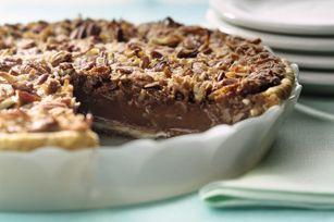 Southern Sweet Chocolate Pie recipe