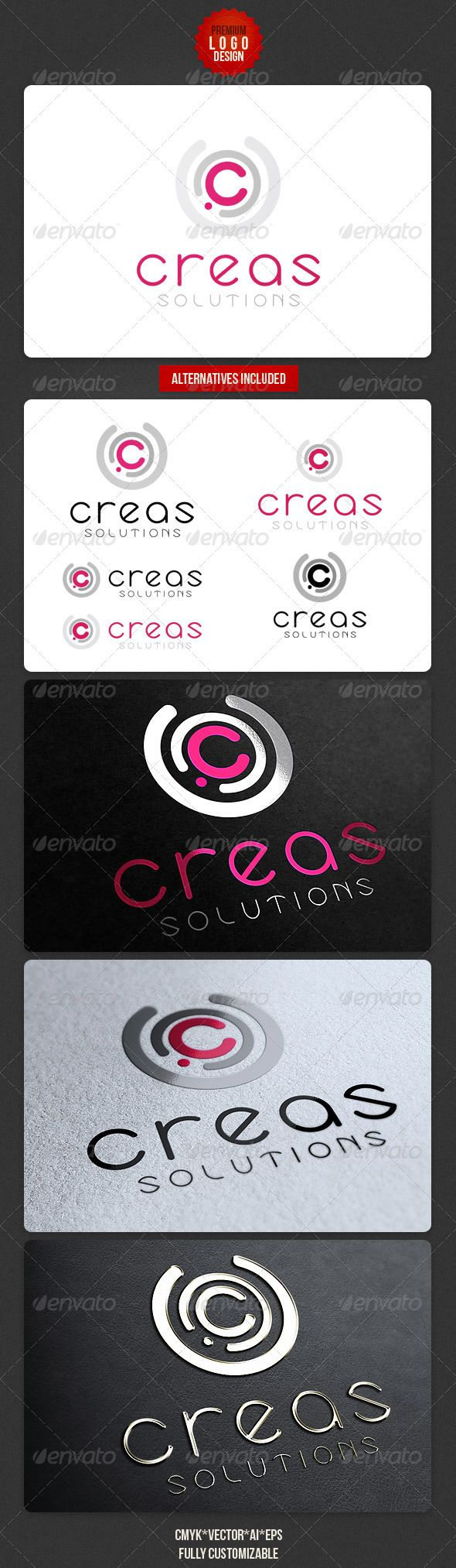 Clean Technology Logo Design Template  #GraphicRiver         Clean and creative vector logo template for your project. Great for technology themes.   CMYK , Adobe Illustrator AI file, EPS file, transparent PNG file. Free font: Cyclo –  .dafont /cyclo.font   Enjoy      Created: 12October12 GraphicsFilesIncluded: TransparentPNG #VectorEPS #AIIllustrator Layered: Yes MinimumAdobeCSVersion: CS Resolution: Resizable Tags: brand #branding #business #clean #cleanlogo #corporate #creative…