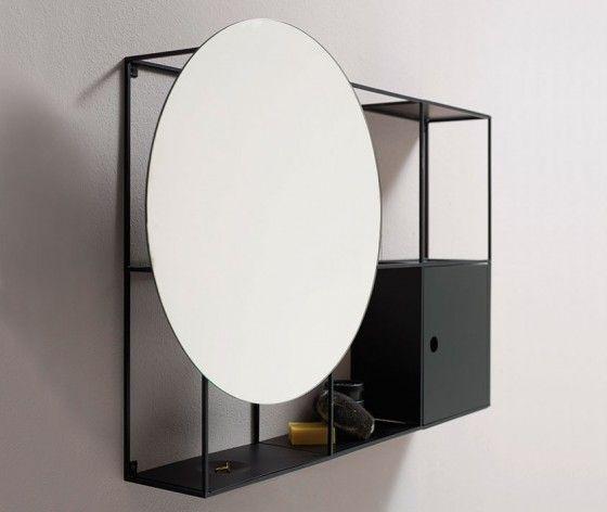 die besten 25 runde spiegel ideen auf pinterest flur. Black Bedroom Furniture Sets. Home Design Ideas