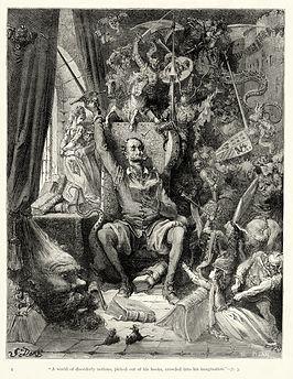 Don Quichot (boek) - Wikipedia