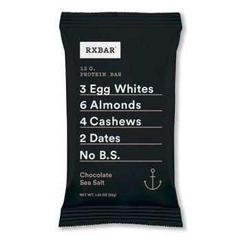 RxBar Bar Protein Chocolate Sea Salt 1.83 oz case of 12