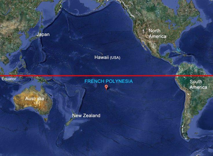 Where is French Polynesia?