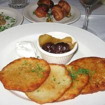 Potato Pancakes using a Polish recipe...just like Mom's
