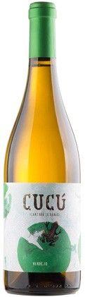 Cucú 2015 vino blanco ecológico de Barco del Corneta, un verdejo diferente