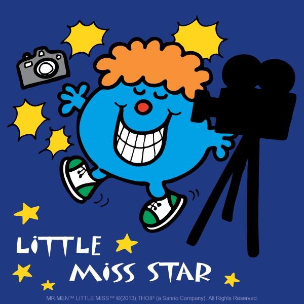 Mr. Men & Little Miss /  Little Miss Star