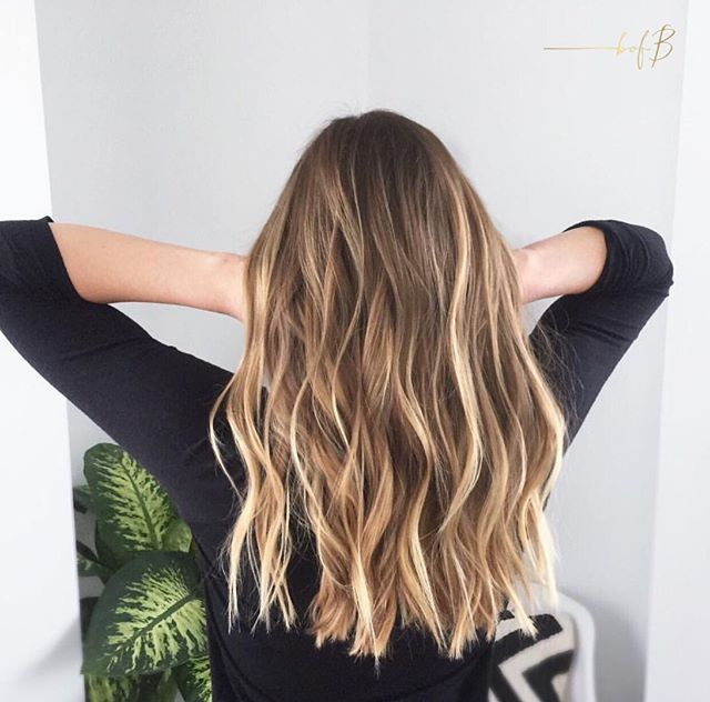 Babylights & Balayage ✨ created by #bofbeducator @karaloveshair