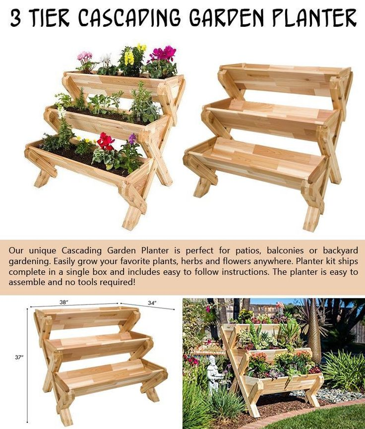 Top Ten Planters To Help Get Your Garden Going This Spring