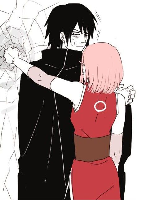 Sasuke what did you do this time? You won't li…