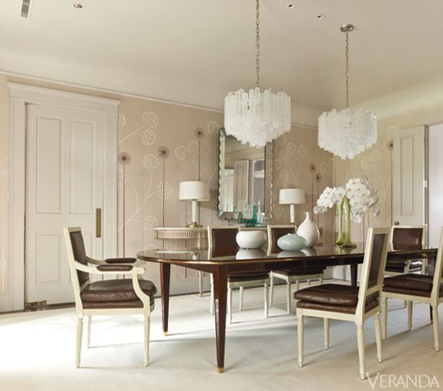 152 best images about dream dining rooms on pinterest house tours veranda magazine and chairs - Veranda Dining Rooms