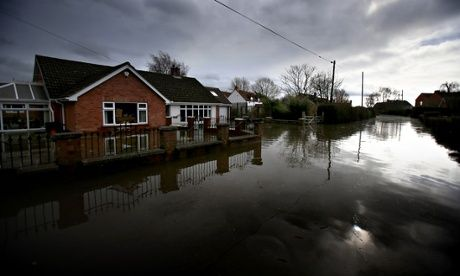 Flood damage cost to rise fivefold across Europe, study says