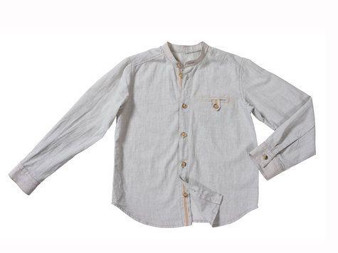 Burda boys shirt pattern