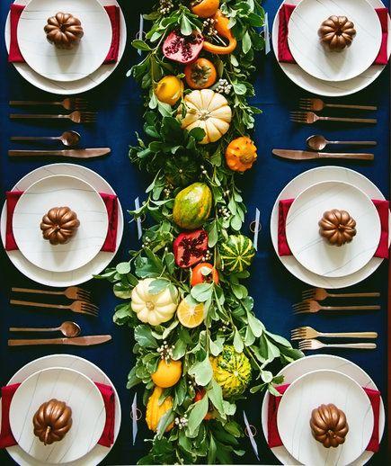 Best 25+ Thanksgiving table settings ideas on Pinterest ...