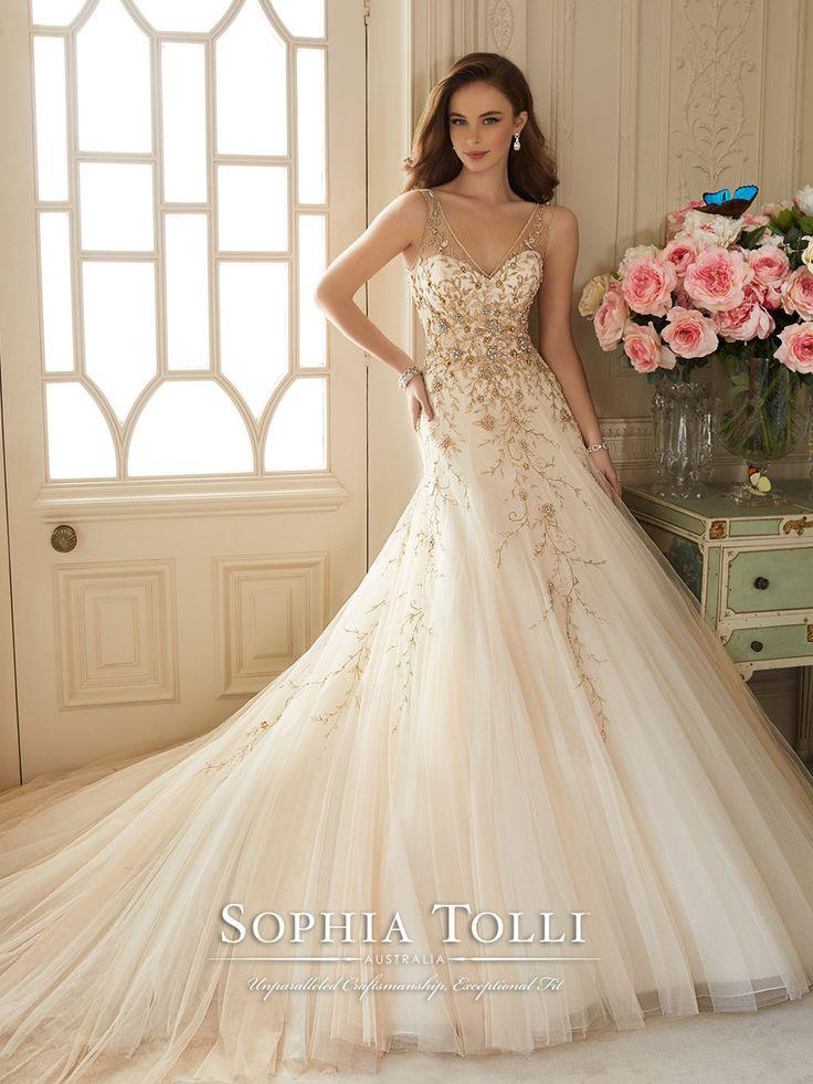 159 Best Sophia Tolli Bridal Gowns Images On Pinterest - Wedding Dresses Green Bay