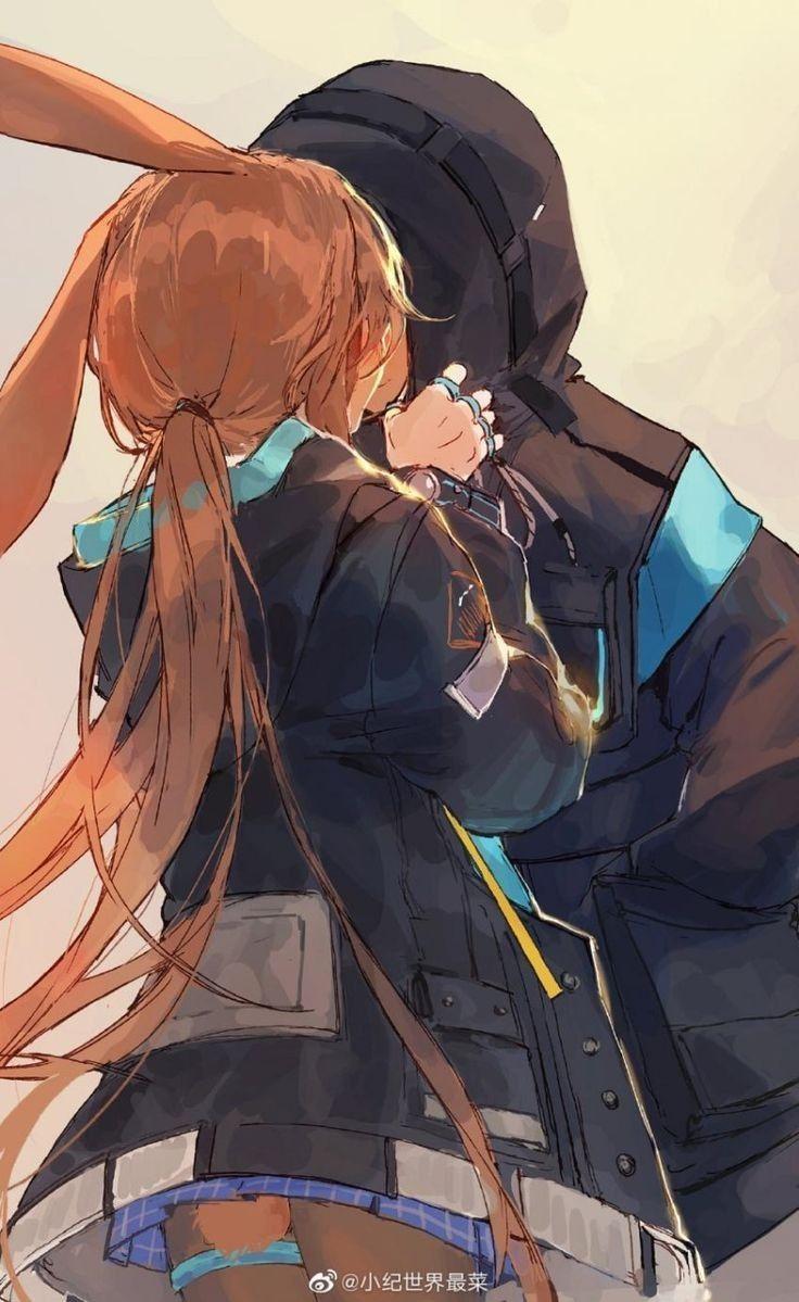 Pin oleh ShadowG2 di Anime art di 2020 Animasi
