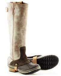 sorrel riding boot