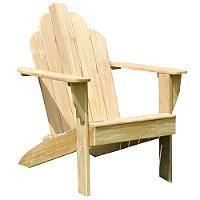 Teak Adirondack Chair - Sam's Club