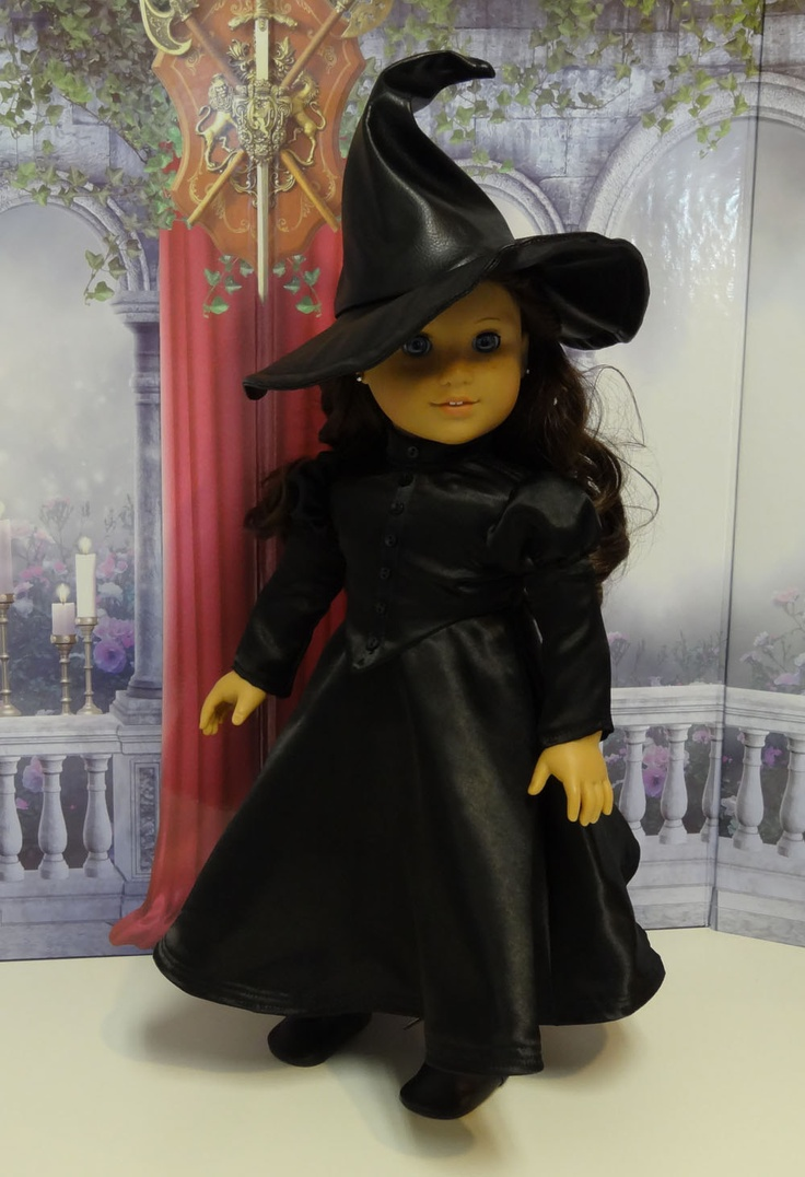 15 best american girl doll costumes wizard images on Pinterest