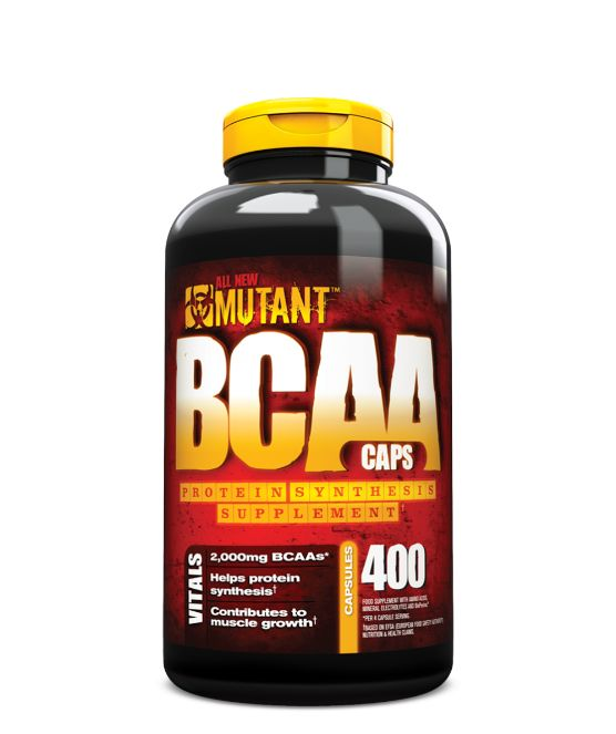 I Am Mutant BCAA CAPS