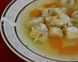 Supa crema de ciuperci - Carrefour