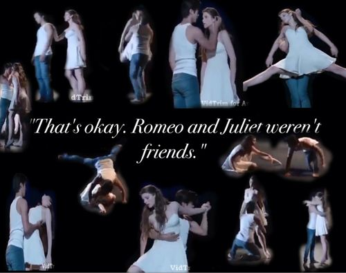 dance academy tara and christian romeo and juliet