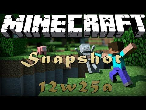 Minecraft: LAN Servers, Half-Slab Update, And More (Snapshot 12w25a) - http://dancedancenow.com/minecraft-lan-server/minecraft-lan-servers-half-slab-update-and-more-snapshot-12w25a/