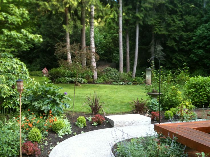 Genial Pacific Northwest Garden. Backyard IdeasGarden IdeasLandscaping IdeasGarden  ...