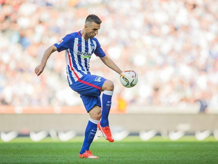 Vedad Ibisevic  HERTA   BERLIN | Bundesliga, Vedad Ibisevic, Hertha BSC, Pál Dárdai, Salomon Kalou ...