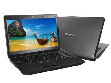 Tudo Notebook: Notebook Barato Evolute SFX-65B com Intel Core i3