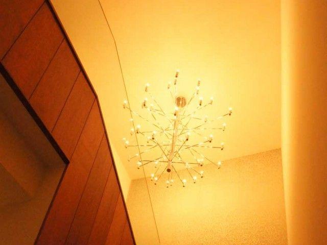Lámpara de techo. Decoración Alado