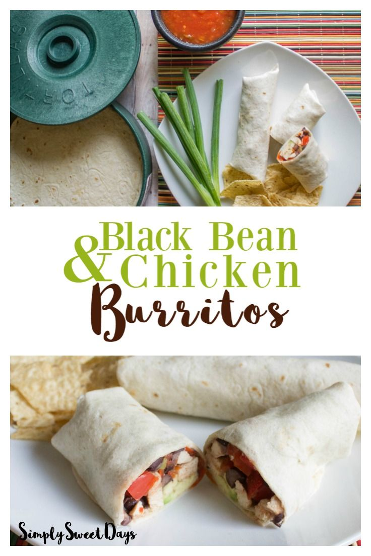 burritos bean burritos chicken burritos black bean chicken black bean ...