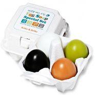 Egg Soap Special Set Мыло
