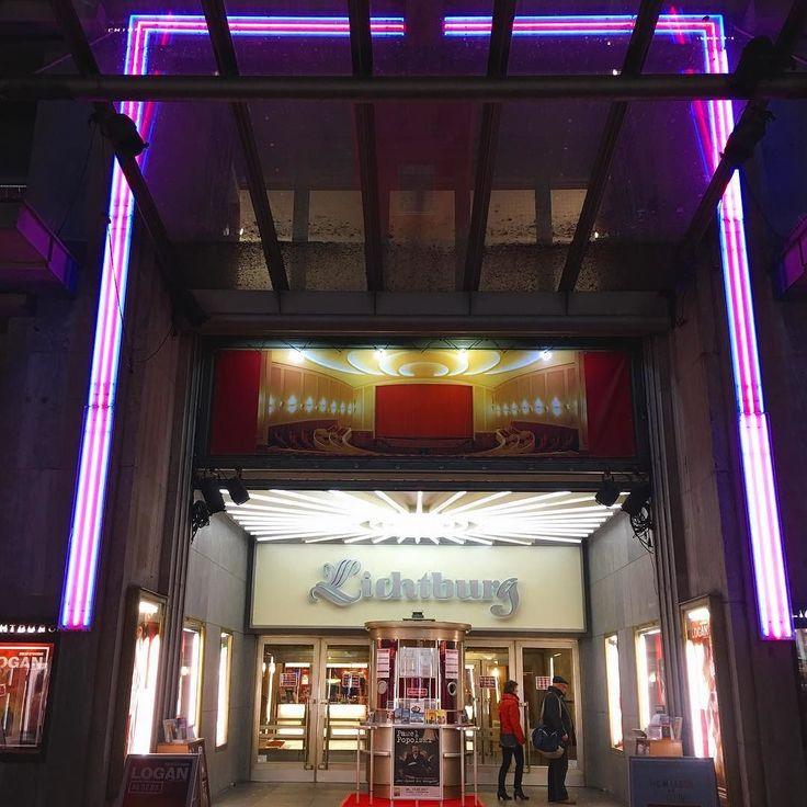 Lichtburg Essen - Old Cinema #liebedeinestadt #cinema #explore #ruhryork