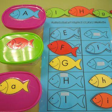 1000 images about poisson on pinterest arts plastiques - Poisson en maternelle ...