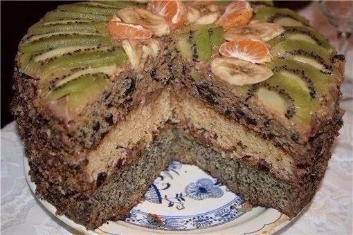 Королевский торт | Школа вкуса  - вкусные кулинарные рецепты