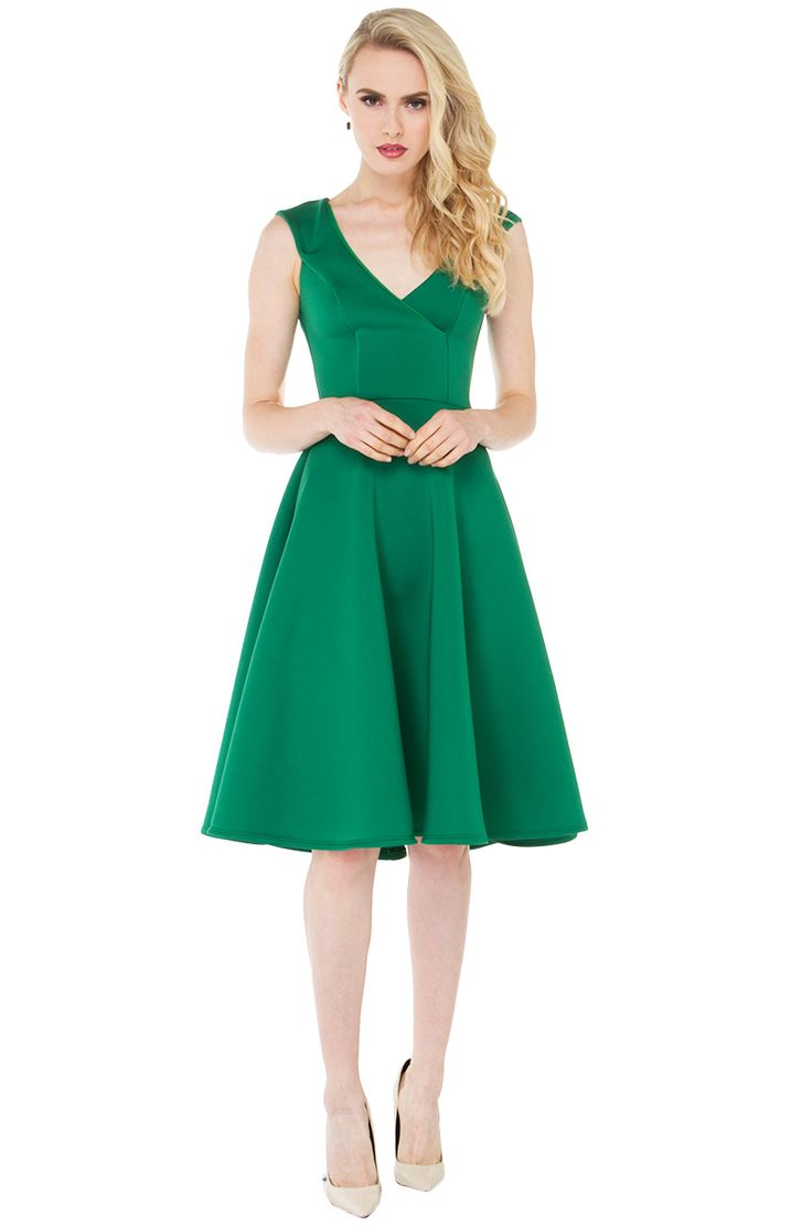 17 Best images about Green Dresses on Pinterest | One shoulder ...
