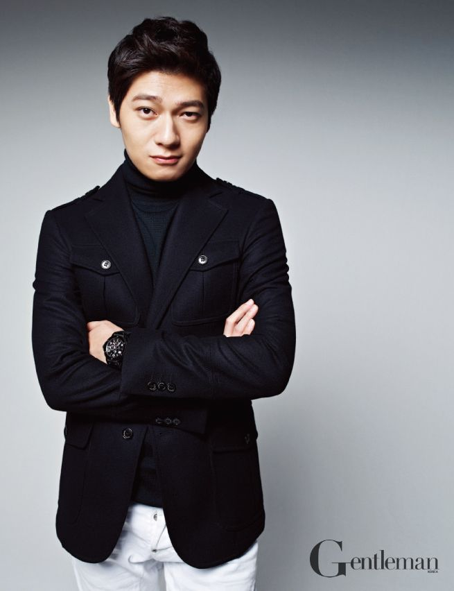 2014.10, Gentleman, Zhang Yuan, Abnormal Summit