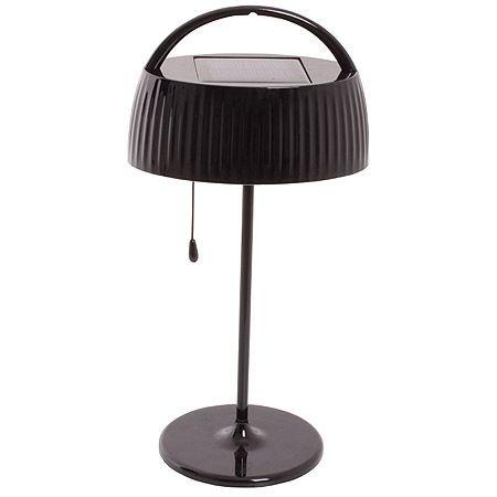Lámpara solar de mesa de diseño Näve