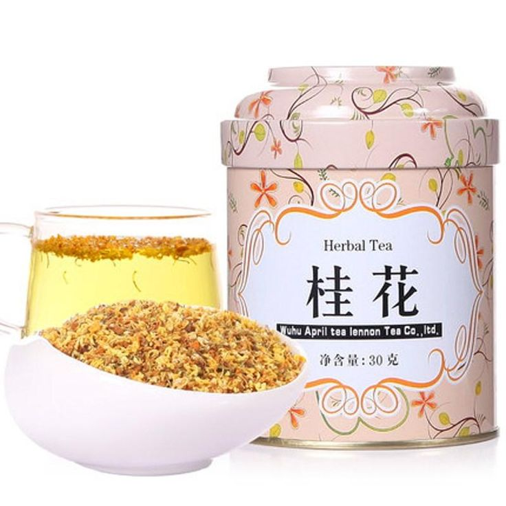 Organic Osmanthus flower Tea 100% Natural 30g