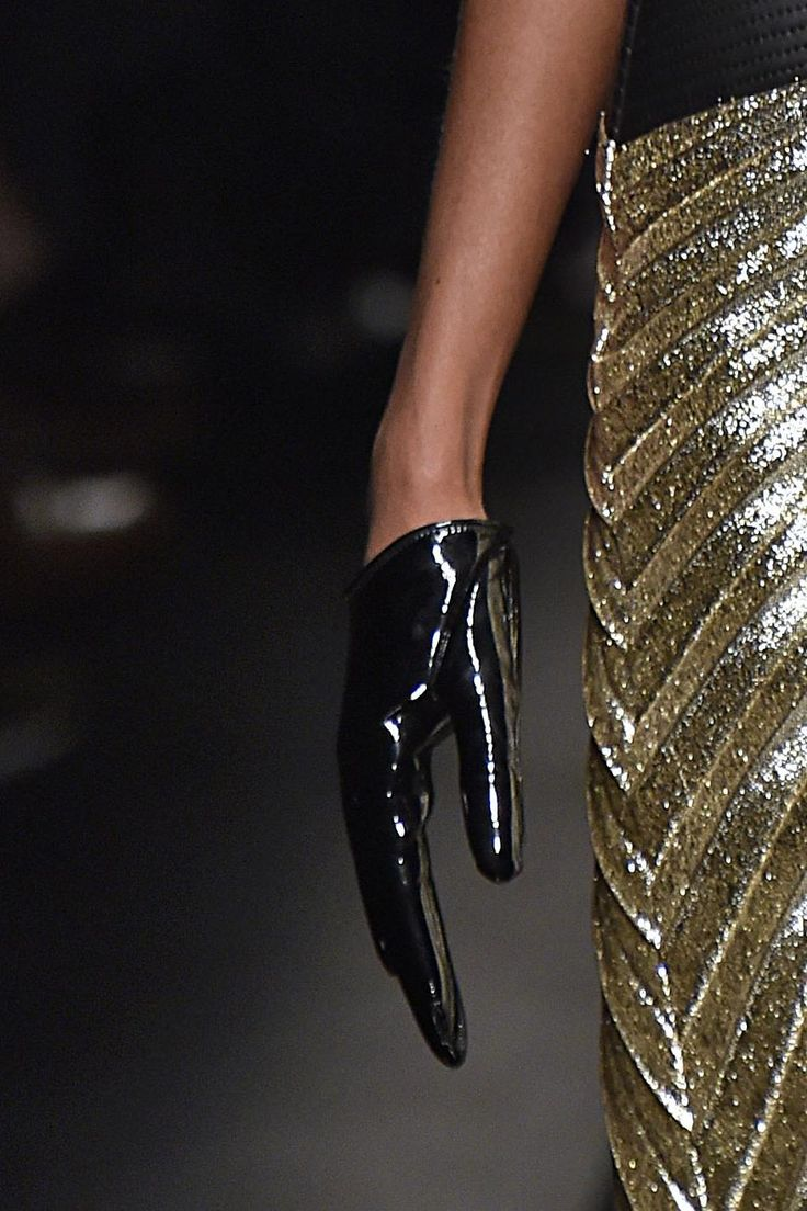 Patent leather driving gloves - Key Items Gloves Driving Gloves Patent Leather I Emanuel Ungaro F