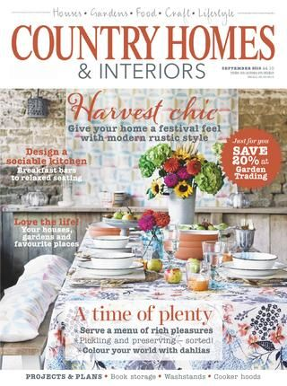 Country homes & interiors september 2015