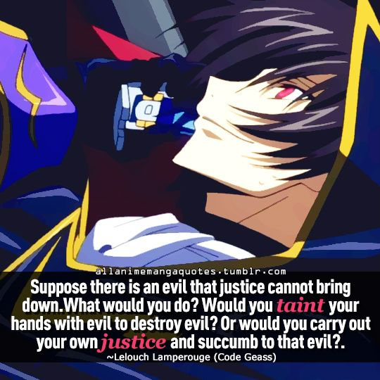 The source of Anime & Manga quotes - requested by  ronah-chan FB | TWITTER | QUOTURES...