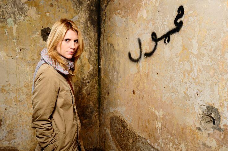 Claire Danes Homeland Season 4 - wallpaper.