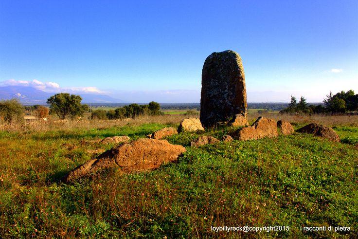 Tomba di Giganti Santu Bainzu Borore vedi Julian Cope