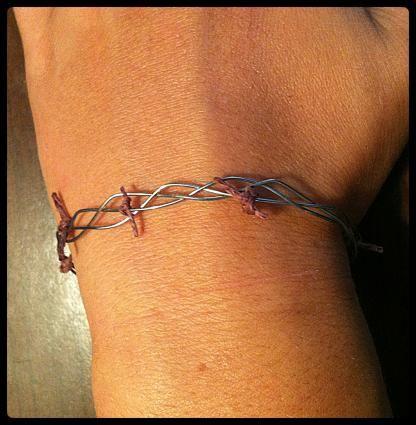 christian easter crafts for kids | Religious Easter Crafts for Kids. thorn bracelet