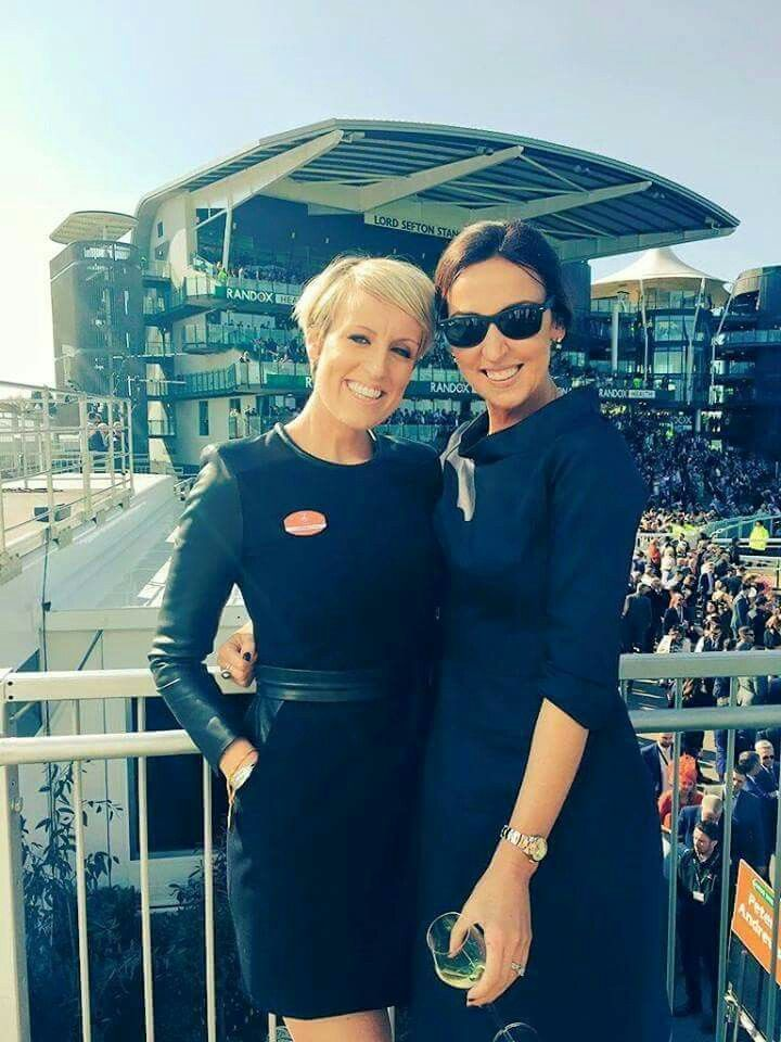 Steph Mc.Govern and Sally Nugent
